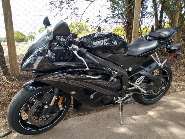 Yamaha R6 2010 - Foto 11