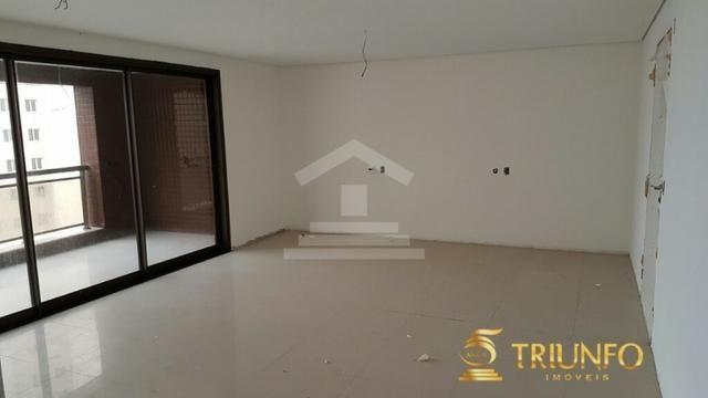 (EXR) Bairro Cocó | Apartamento de 135m², Varanda Gourmet [TR13087] - Foto 2