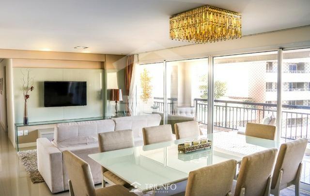 (EXR) Bairro Cocó | Apartamento de 165m², 3 suítes, Varanda Gourmet [TR11606]
