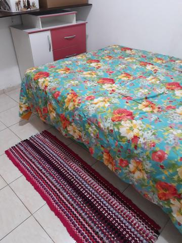 Aluga-se quarto mobiliado individual - Foto 2