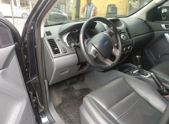 Ford Ranger 3.2 limited Cab. dupla 4×4 Aut. 4p - Foto 3