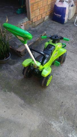 Motoca pedal infantil - Foto 3