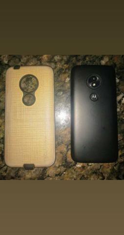 Um celular. moto e5 play - Foto 4