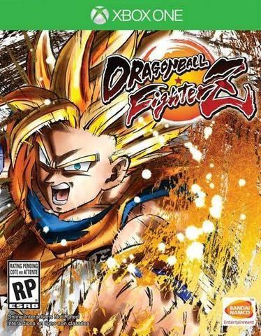 Jogos para Xbox One Dragon Ball Z Fighter e Killer Instinct