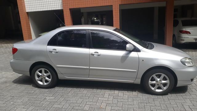 Raridade: Corolla XEI 2003/2003, câmbio manual,impecável, aceito troca - Foto 4