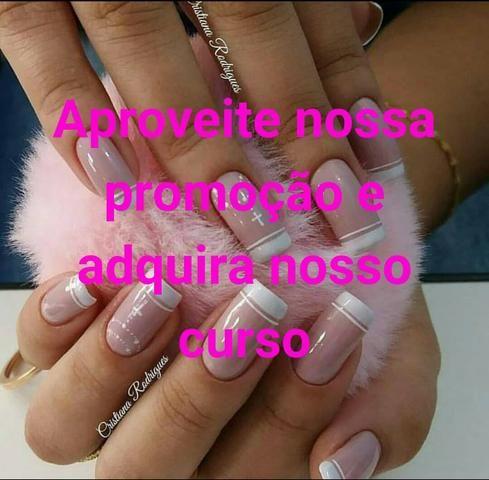 Curso de manicure e pedicure - Foto 6
