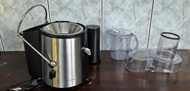 Centrifuga de suco Fun Kitchen - Foto 3