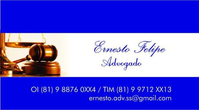 Cartão de Visitas - Promoção
