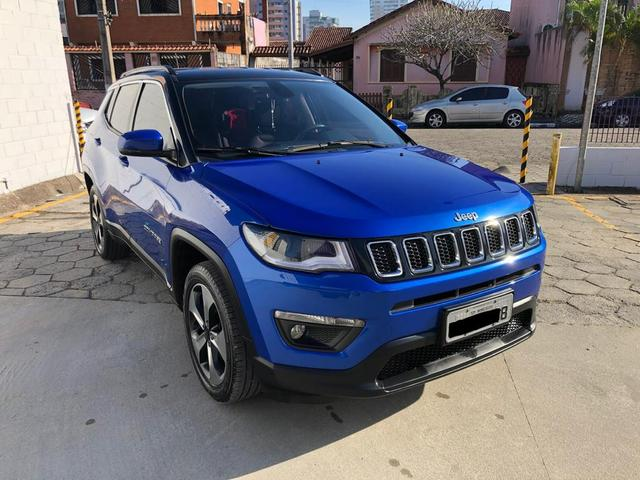 Jeep Compass Longitude 17/17 com Pack Premium e Safaty - Foto 2
