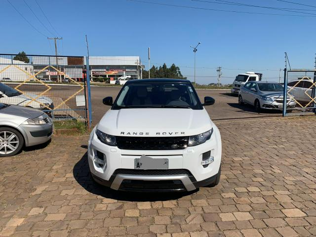 Evoque Dynamic 4WD 2014 com Teto solar