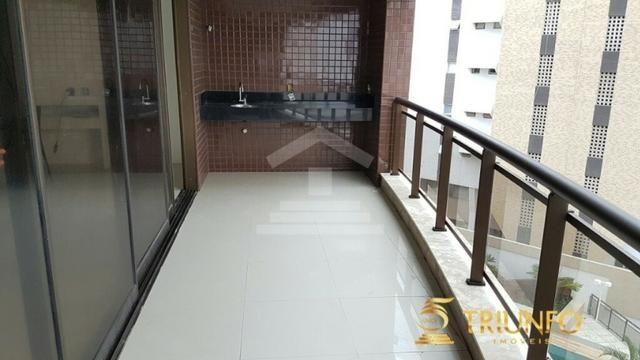 (EXR) Bairro Cocó | Apartamento de 135m², Varanda Gourmet [TR13087]