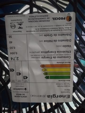 Vendo ventilador Cadence novo - Foto 2