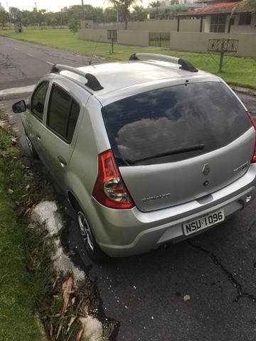 Renault Sandero 1.0 2011 Expression 16V - Foto 4