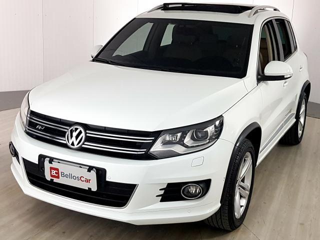 VolksWagen TIGUAN 2.0 TSI 16V 200cv Tiptronic 5p - Branco - 2015