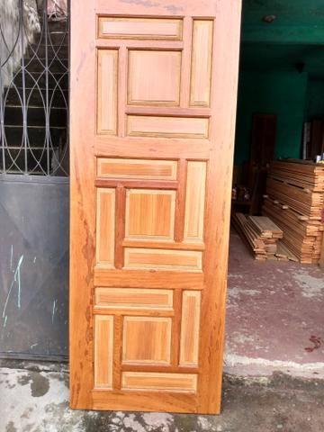 Porta de madeira e MDF - Foto 4