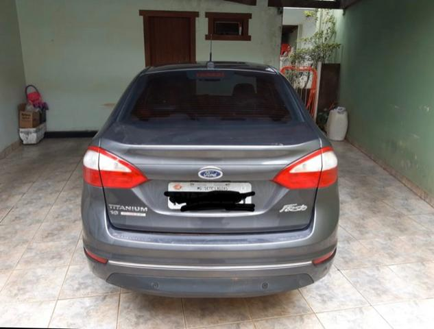Vendo Fiesta sedan titanium 1.6 flex - Foto 4