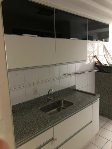 Apart 3 qts 1 suite armarios lazer completo ac financiamento - Foto 4