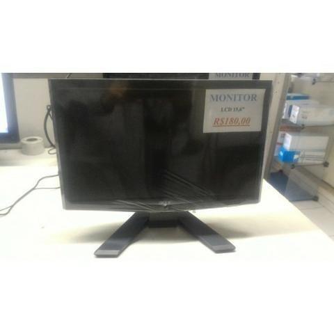 Monitores LCD / LED Pivotante a partir de R$180,00 com garantia e em até 3X Sem Juros! - Foto 3