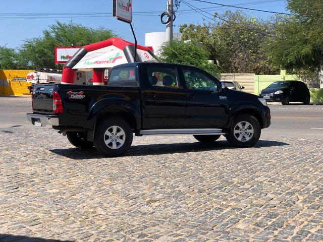 Pick Up Extra! Hilux SRV 2015 Aut 4x4 - F1 Auto Center Caicó/RN - Foto 5