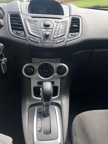 New Fiesta Hatch SEL 1.6 16V automático 16/17 - Foto 4