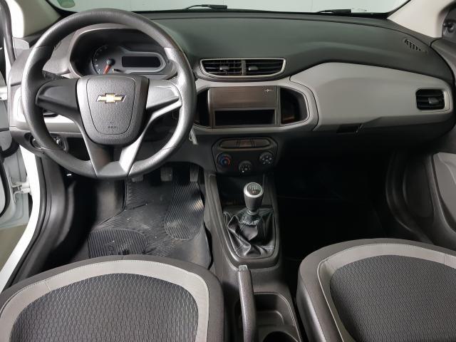 Chevrolet ONIX HATCH LS 1.0 8V FlexPower 5p Mec. - Branco - 2016 - Foto 6