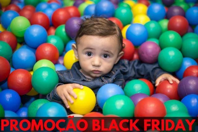 Black Friday Aniversário Infantil