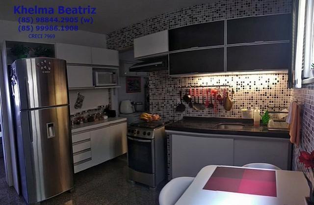 Apartamento, 131m², 3 quartos ( 2 suítes), Dce - Papicu - Foto 13