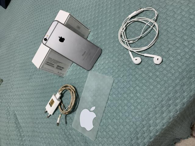 Vendo iPhone 6 perfeito estado - Foto 2
