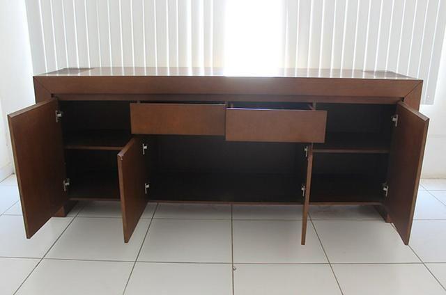 Vendo- Mesa 8 lugares R$: 2.200,00, e Armário Buffet R$:1.500,00 - Foto 4