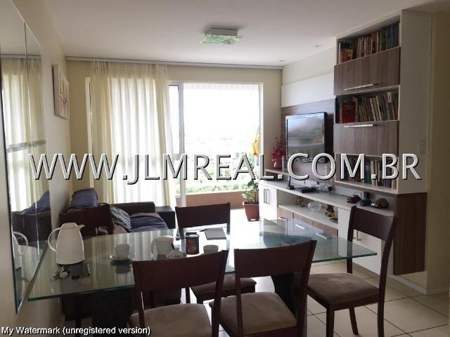 (Cod.:107 - Damas) - Vendo Apartamento 74m², 3 Quartos, Piscina, 2 Vagas
