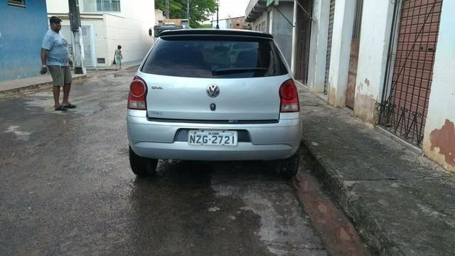 Volkswagen Gol - tem conversa