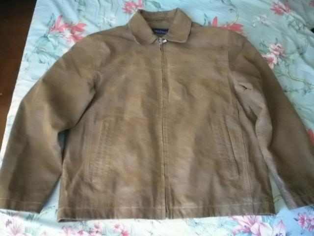 Jaqueta de couro importada da Alemanha - Roupas e calçados - Centro ... e4bd205b42885