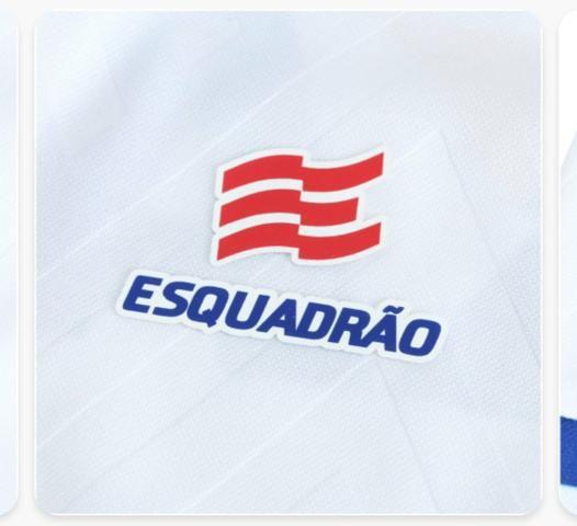 Camisa do Bahia I 2018 Esquadrão - Feminina - Roupas e calçados ... 23dfc3aa92ef6