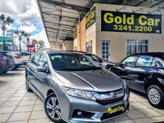 Honda City 1.5 EX 2015 - ( Padrao Gold Car )