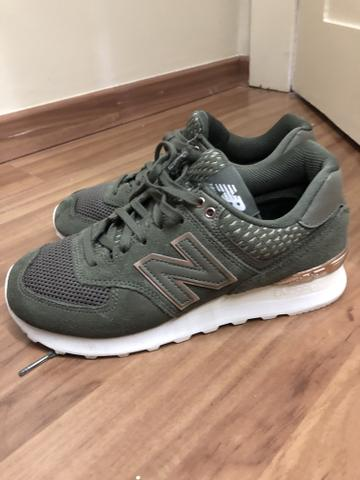 902e22ca74 New balance número 35 - Roupas e calçados - St H I Sul