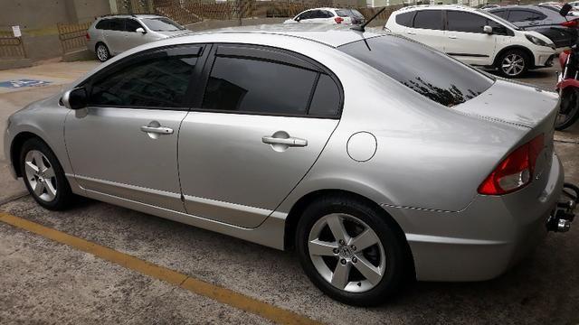 Honda Civic 1.8 Lxs 16v Flex 2009 Manual *Grande oportunidade - Foto 3