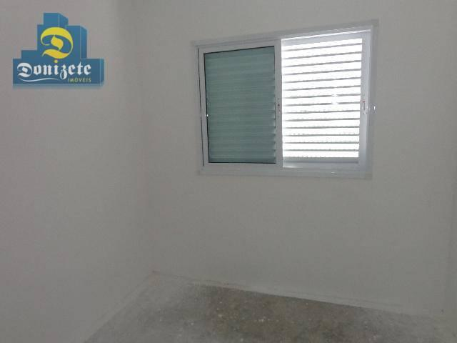 Sobrado residencial à venda, Vila Alzira, Santo André. - Foto 17