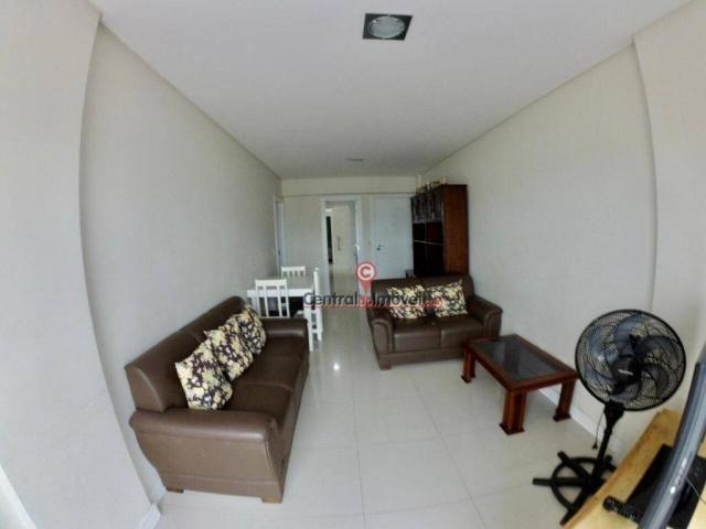 Apartamento com 2 dormitórios para alugar, 90 m² por R$ 1.200/dia - Centro - Balneário Cam