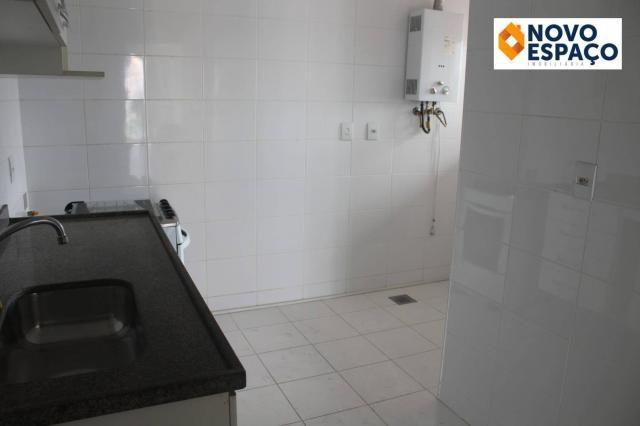 Apartamento com 2 dormitórios para alugar, 70 m² por R$ 1.000/mês - Centro - Campos dos Go - Foto 13