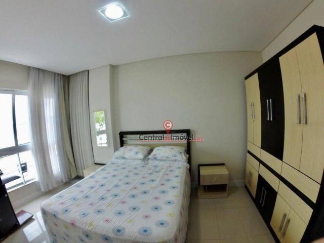 Apartamento com 2 dormitórios para alugar, 90 m² por R$ 1.200/dia - Centro - Balneário Cam - Foto 8