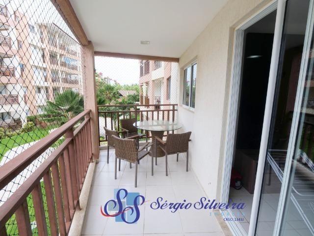 Apartamento à venda no Wellness Beach Park Porto das Dunas - Foto 11