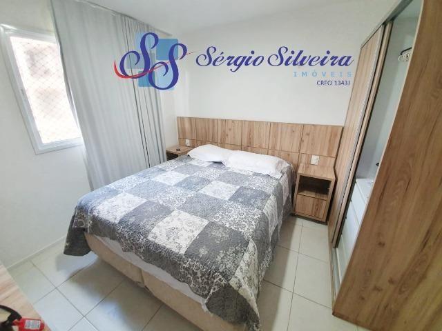 Apartamento à venda no Wellness Beach Park Porto das Dunas - Foto 7