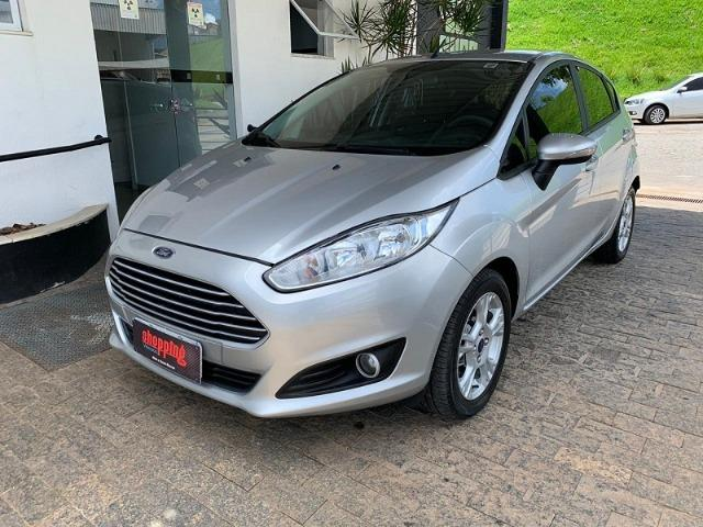 New Fiesta 1.6 AUT