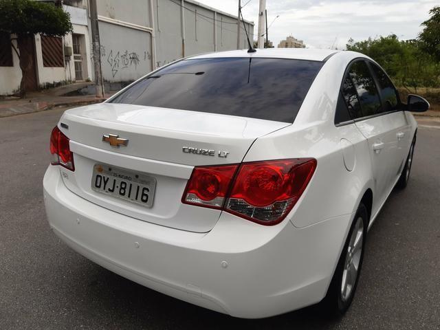 GM Cruze 2014 lt automático completo lindo sem detalhes 45.900,00 - Foto 5