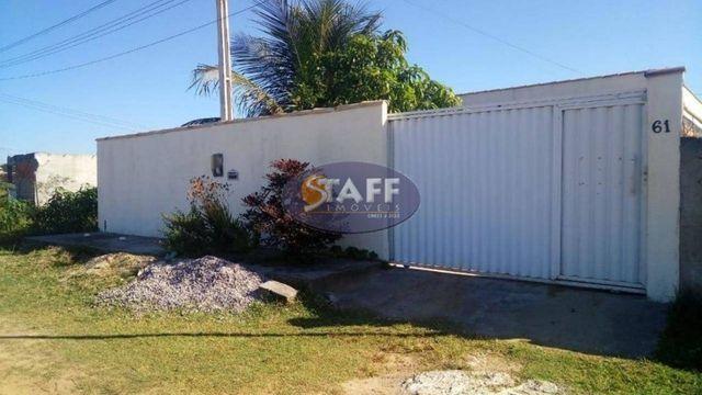 K- Casa com 3 quartos e 2 banheiros e ótimo quintal em Unamar - Cabo Frio - Foto 7