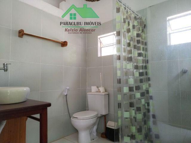 Alugo casa confortável em um bom lugar tranquilo em Paracuru - Foto 9