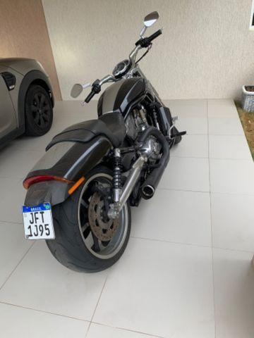 Harley Davidson Muscle 2013 - Foto 3