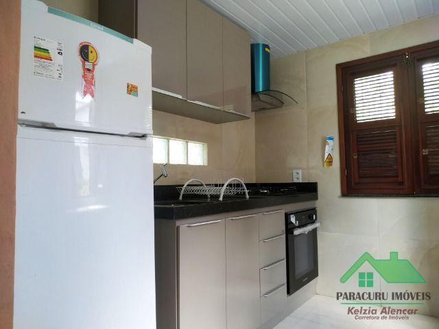 Alugo casa confortável em um bom lugar tranquilo em Paracuru - Foto 6