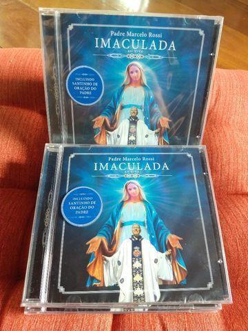 NOVO - CD Padre Marcelo Rossi - Imaculada