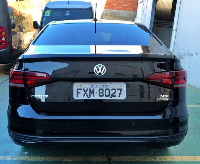 VW / VIRTUS 1.6 MSI automático / 2019 - Foto 3
